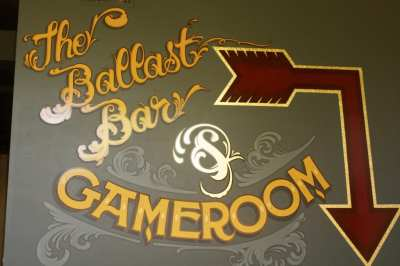 Capitol Cider's game room... opening soon (Image: CHS)