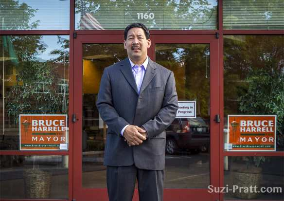 Bruce Harrell - Seattle Mayoral Candidate 2013