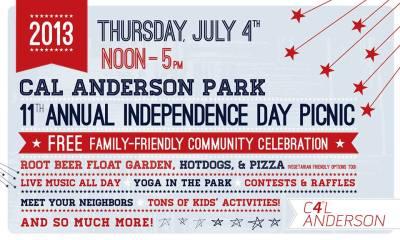 Cal Anderson Park Alliance