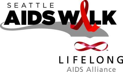 Seattle AIDS Walk Logo