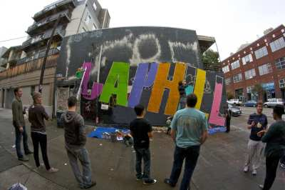 An Awesome Seattle Foundation project from last year (Image: CHS)