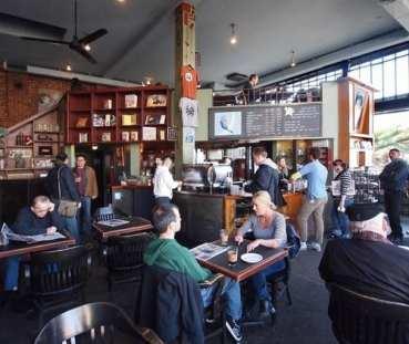 Bauhaus to open new location in Ballard — Melrose & Pine design review tonight