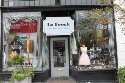 Le Frock prepares for its own Capitol Hill move as it bids adieu to E Pine after 22 years