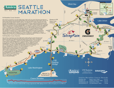 Traffic alert: Seattle Marathon runs a circle around Capitol Hill ...