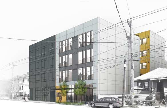 There's one more unit up for grabs in the future 12th Ave cohousing community (Image: Schemata Workshop)