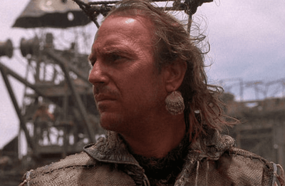 Kevin Costner as Jseattle in Capitol Island: The Movie