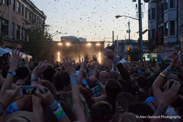 The explosion of fun that was CHBP 2013 (Image: CHS)
