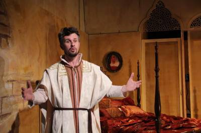 Comedy The Hunchback of Seville will likely be the last work staged inside Capitol Hill's Little Theater (Image: WET)