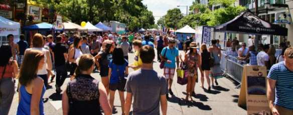 Enjoy's Broadway Capitol Hill Pride Festival while you can (Image: CHS)