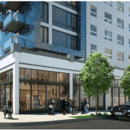 """600 E Pike — """"a seven-story, 250 to 300-unit development with 20,000 square feet of retail and parking for 300 vehicles"""""""