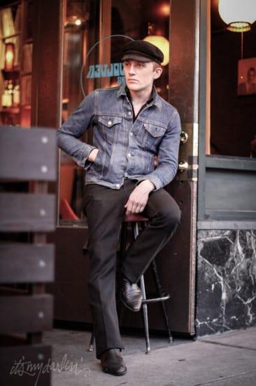 Steve Davis Revolver bouncer Capitol Hill Seattle street style fashion it's my darlin'_1824