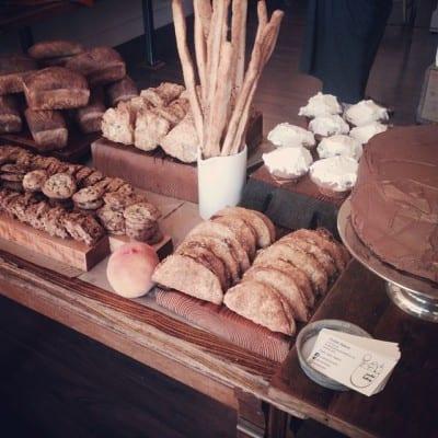 Pocket's Saturday spread (Image: Pocket Bakery)