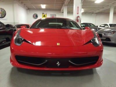 (Image: Ferrari of Seattle)