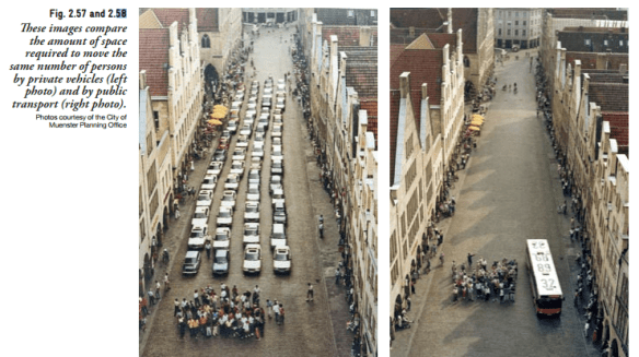 """Image courtesy of Wright & Hook's 2007 """"Bus Rapid Transit Planning Guide"""""""