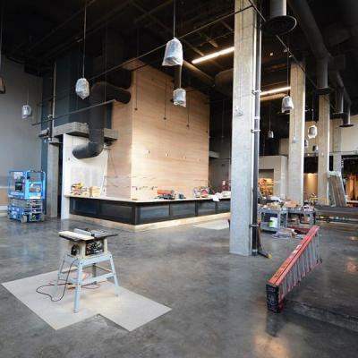 It's so... big. Stout ready to pour you a tall one at 11th and Pine in 2015 (Image: Stout)