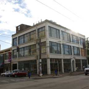 The building is now slated to become a city landmark.