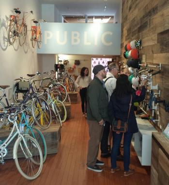 Public's San Francisco shop (Image: Public)