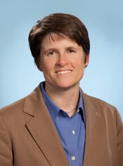 Incumbent and former council president Sally Clark.