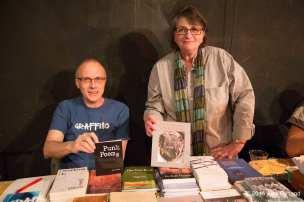 Kathryn Rantala and John Burgess of Ravenna Press