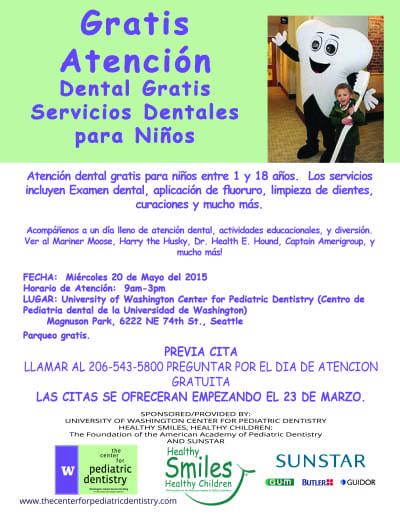 dental-home-day-flyer.Spanish