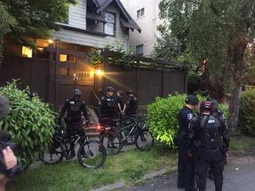 Arrest on Denny