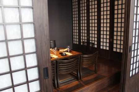 Private Tatami rooms bring Japanese customs to Capitol Hill (Image: Agazit Afeworki)