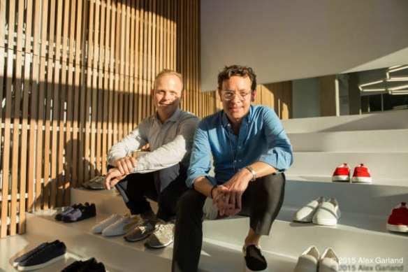 Daniel Carlson, left, and Aaron DelGuzzo of Likelihood (Images: CHS)