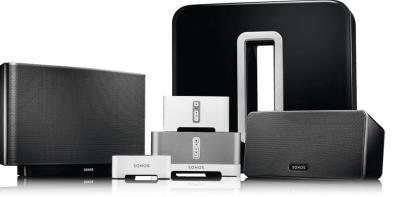 Sonos hardware