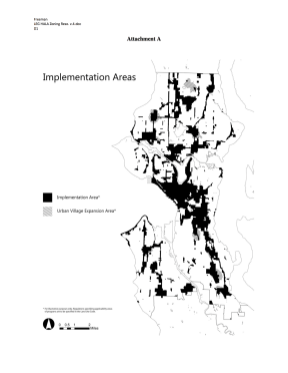 Att A - Implementation Areas