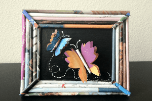 Creating Art with Recycled Paper & Found Objects | Seattle Central College - Continuing Education