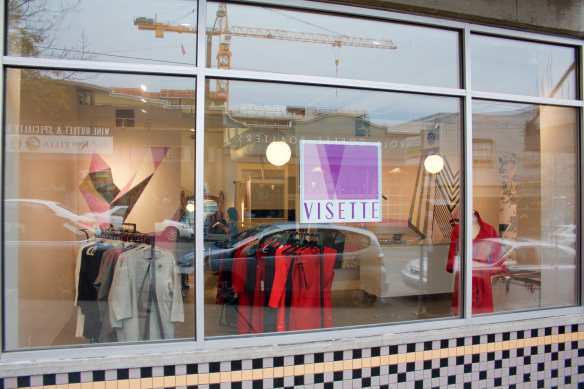 Visette opened Sunday -- just in time for holiday parties (Image: CHS)