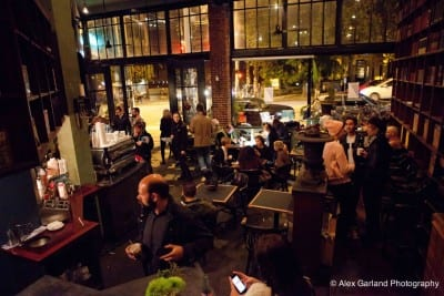 Bauhaus's final night at Melrose and Pine -- Last night for Bauhaus at Melrose and Pine — not the last night on Capitol Hill, we said at the time