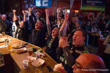 Super Bowl joy