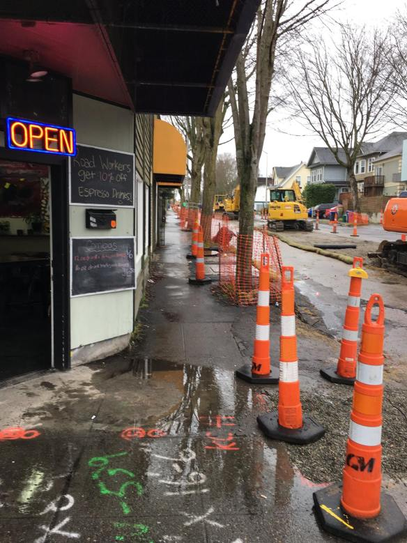 701 coffee trying to make the best out of a difficult situation with deals for road workers. (Image: 701 Coffee)