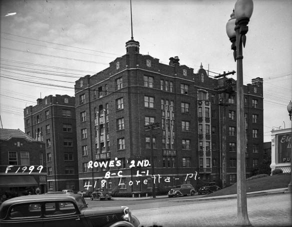 The Biltmore, circa 1937.  Image: WA State Archives