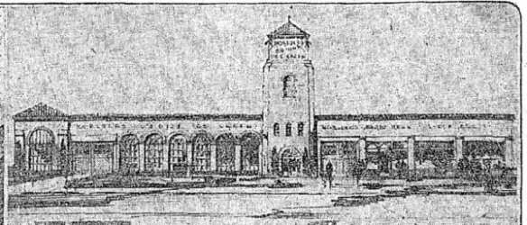 Horlucks factory November 17, 1929 Seattle Times