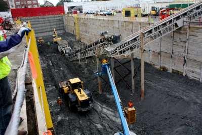 Hill light rail construction gears up as future plans cut back 1