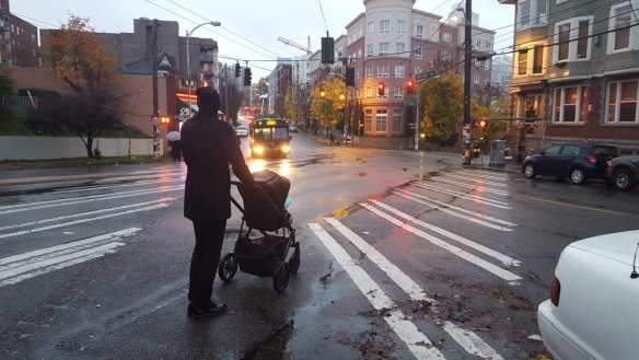 The roster includes a proposal to make E Olive Way safer through street and sidewalk improvements -- this Northwest Urbanist essay makes the case (Image: The Northwest Urbanist)