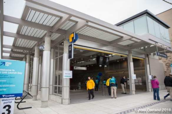 SCC could soon add a new building next to the western Broadway entrance to Capitol Hill Station (Image: CHS)