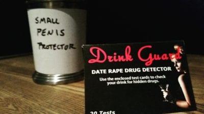 Bar Sue is now offering date rape drug detector strips. (Image: Bar Sue via Facebook)
