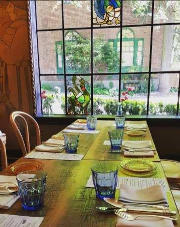 (Images: Restaurant Marron)