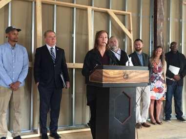 Capitol Hill developer Liz Dunn was a task force member. (Image: CHS)