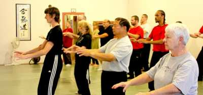 Wise Orchid Tai Chi & Qigong Tai Chi for Seniors