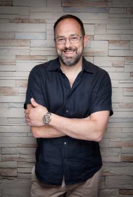 Carl Spence, SIFF artistic director