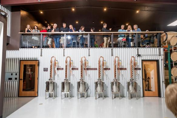 Capitol Hill's new Heritage Distilling tasting room won't be on the scale of the Gig Harbor HQ but it will still produce a steady flow of small batch spirits (Image: Heritage Distilling)
