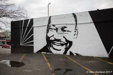 LoveCityLove's new mural