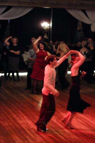 Kuperman at work (Image: Century Ballroom)