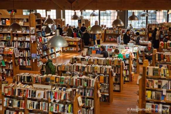 Elliott Bay Book Company (Image: CHS)