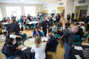 The scene at last fall's Capitol Hill Renter Summit