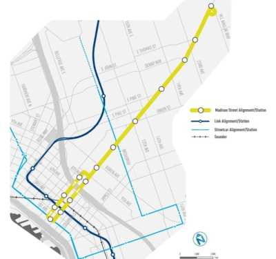 Madison Bus Rapid Transit Update @ First African Methodist Episcopal Church | Seattle | Washington | United States